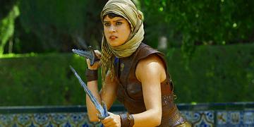 Las Serpientes de Arena VS Jaime y Bronn | Juego de Tronos 5x06 Español HD