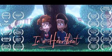 En un latido del corazón - Corto de AnimaciónIn a Heartbeat - Animated Short Film