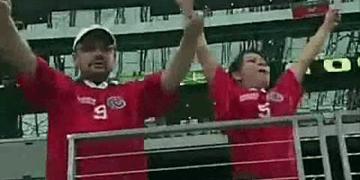 Copa Oro Guadalupe vs Costa Rica - Chilena de Celso Borges Golazo 19 de Julio 2009