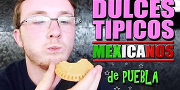 Probando Dulces Típicos y Paseo Por Puebla (Centro)