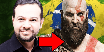 ENTREVISTA COM O DUBLADOR OFICIAL DO KRATOS NO NOVO GOD OF WAR! (RICARDO JUAREZ)