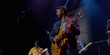 Chuck Berry Feat. Eric Clapton - Wee Wee Hours - St. Louis 1986