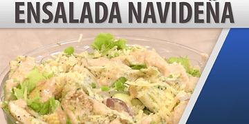 Ensalada Navideña / Recetas de Comidas / Cosmovision