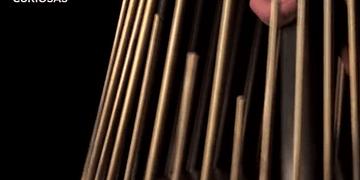 Los sonidos de las películas de terror se hacen con este grandioso instrumento.