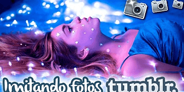 Imitando Fotos TUMBLR   Kika Nieto