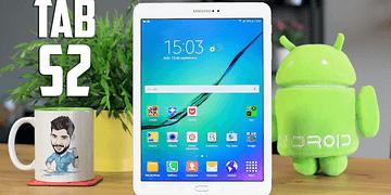 Samsung Galaxy Tab S2, review en español