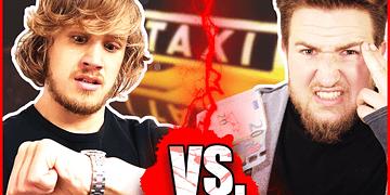 México VS Alemania: TAXI Reto │ Más rápido o más barato? │ WeroWeroTV