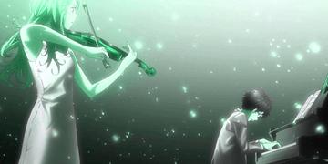 Shigatsu wa Kimi no Uso Love's Sorrow