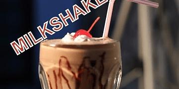 Como fazer Milkshake de chocolate #10
