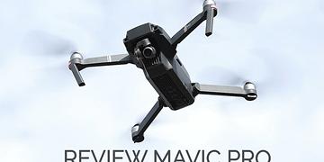 DJI Mavic Pro Review en español