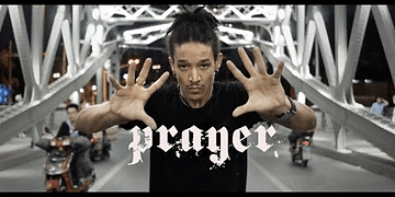 SKITZO dançando em Shangai ~ Travis Scott - The Prayer | YAK FILMS x We Are One