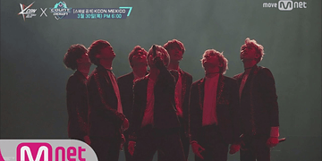 [KCON Mexico] BTS - Blood Sweat Tears ㅣ KCON 2017 Mexico×M COUNTDOWN
