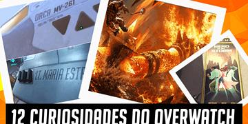 12 CURIOSIDADES DO OVERWATCH QUE VOCÊ NÃO SABIA!