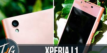 Sony Xperia L1, review en español