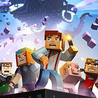 ¡Hola! Yo soy Mora y sean todos bienvenidos al estreno de Minecraft: Story Mode en el canal. Entrenaremos duro para tratar de ganar un concurso y así poder conocer a un famoso héroe, y no estamos solos, nos acompañan nuestros amigos, entre ellos nuestro cerdo Rouben.