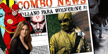 FiftyShadesDarker, Wolverine3, Deathstroke y más