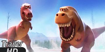 Un Gran Dinosaurio (2015) Disney - Trailer 1 Español