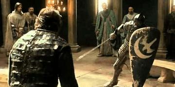 Game of Thrones: Bronn vs Ser Vardis Egan