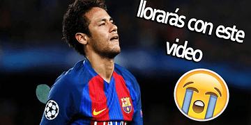 ADIÓS NEYMAR | Emotivo Video de Despedida | 100% llorarás