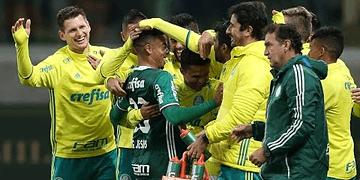 Gols - Palmeiras 2 x 0 América-MG - Brasileirão 2016