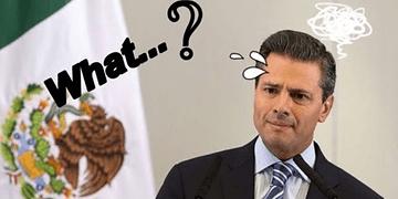 Le hacen una pregunta a Peña Nieto no sabe que responder Ni en español Ni en ingles