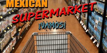 Supermarket Adventure in Mexico City!