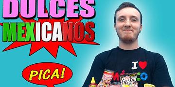 Británico Probando Dulces Mexicanos | MÉXICO