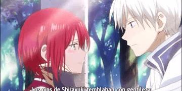 Todos Los Besos De Zen y Shirayuki