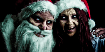 The 10 Most Terrifying Urban Christmas Legends
