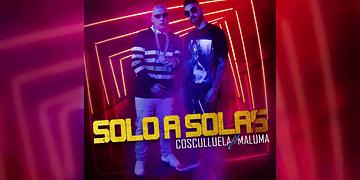 Cosculluela - Sola A Solas (ft. Maluma) | Audio Oficial