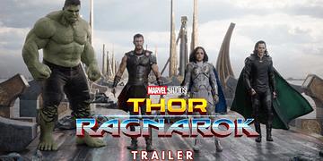 Thor: Ragnarok - Trailer Oficial   HD
