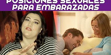 Posiciones Sexuales para Embarazadas