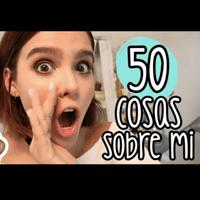 Conoce mejor a tus youtubers favoritos con éste tag de 50 cosas sobre ellos.