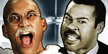 Gandhi vs Martin Luther King Jr. (Subtítulos en Español). Epic Rap Battles of History Season 2.