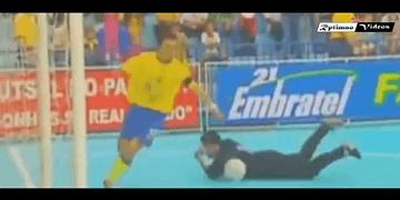 Falcão - Rei do Futsal ★ Freestyle em Movimento [HD]