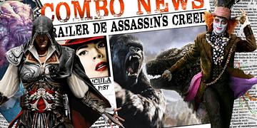Assassin'sCreed, Gambito, StarWars 8 y más