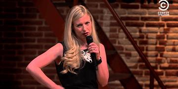 Catarina Matos no Comedy Central