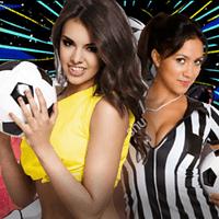 Fútbol Caliente - Fans más sexis