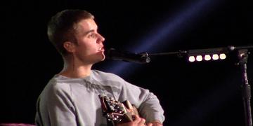 Love Yourself - Justin Bieber Purpose Tour, Estadio BBVA Bancomer [HD]