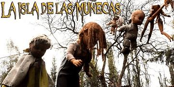 La Isla de las muñecas en Xochimilco   Evidencia X