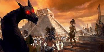 El Monstruo más temido por los Aztecas : La Leyenda del Ahuizotl