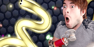 INTENTANDO NO APESTAR | Slither.io - JuegaGerman