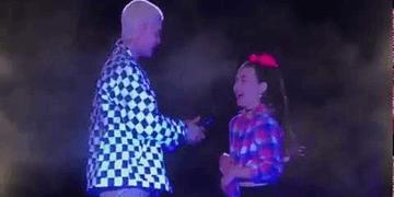 Justin Bieber & Children Dancers - Purpose Tour Stadiums - Mexico City, MX - February 18, 2017