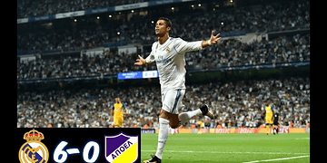 Real Madrid vs Apoel 6-0 Resumen Goles   Fase de Grupos   Champions 2017-2018