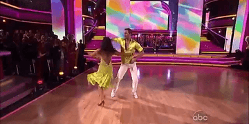 William Levy dançando salsa no dancing with the stars