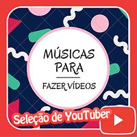 Confira a playlist musical feita e recomendada por Renata Ascari, uma youtuber especialista de tutoriais sobre fazer vídeos para youtubers iniciantes!
