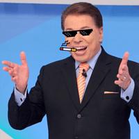 Silvio Santos tá tenebroso | PEGADINHAS