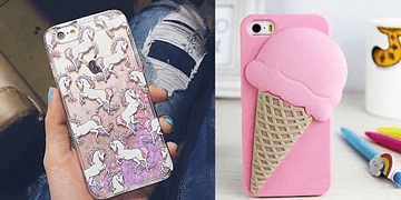 DIY: FUNDAS PARA CELULARES TUTORIAL FÁCILES 2017 ♥ DIY Phone Cases!