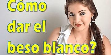 Cómo dar el beso blanco? Lina Betancurt Responde