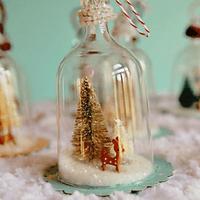 Tutoriais simples e praticos pra você decorar seu Natal de forma barata e criativa